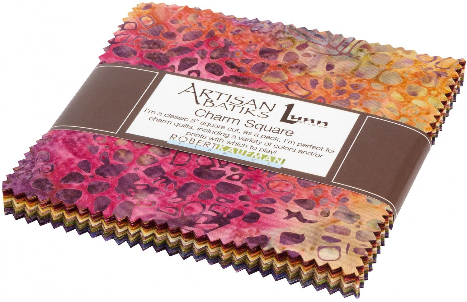 Charm Squares - Artisan Batiks - Inspired by Nature - CHS-855-42