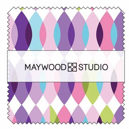 Charm Squares - Good Vibrations by Maywood