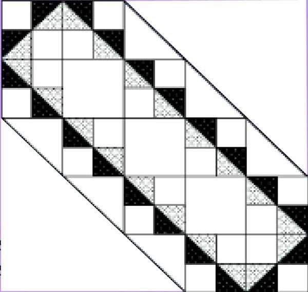 Cotton Reels Runner Pattern