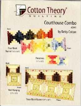 Courthouse Combo Cotton Theory