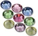 Lorna Hot Fix Swarovski Crystals 4mm - Pastel Light Mix