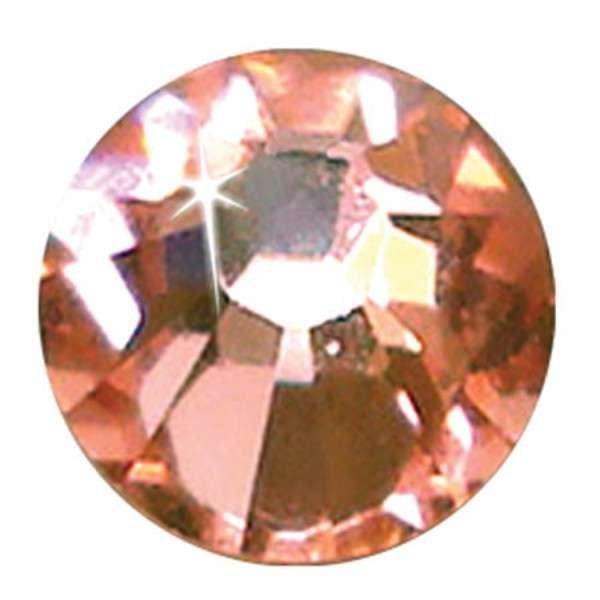Crystalina Hot Fix - 3mm - Peach