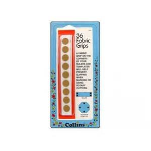 Fabric Grips for Rulers -  36 ct pkg