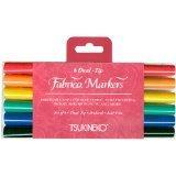 Fabrico Markers 6 pk