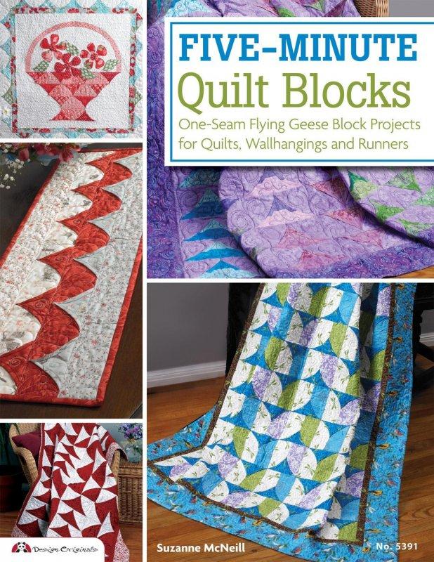 Five Minute Quilt Blocks