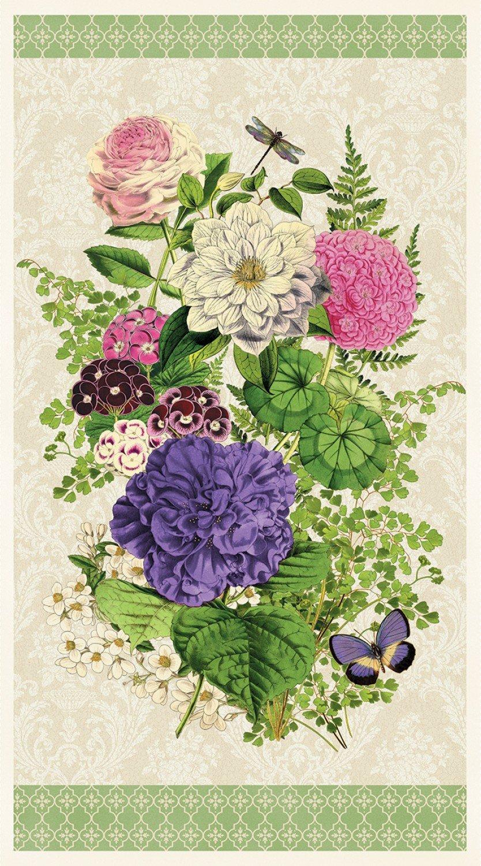 Flower Show Panel - 3007-176