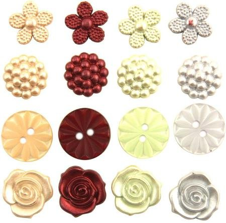 Buttons - Heirloom Collection - Cream Only