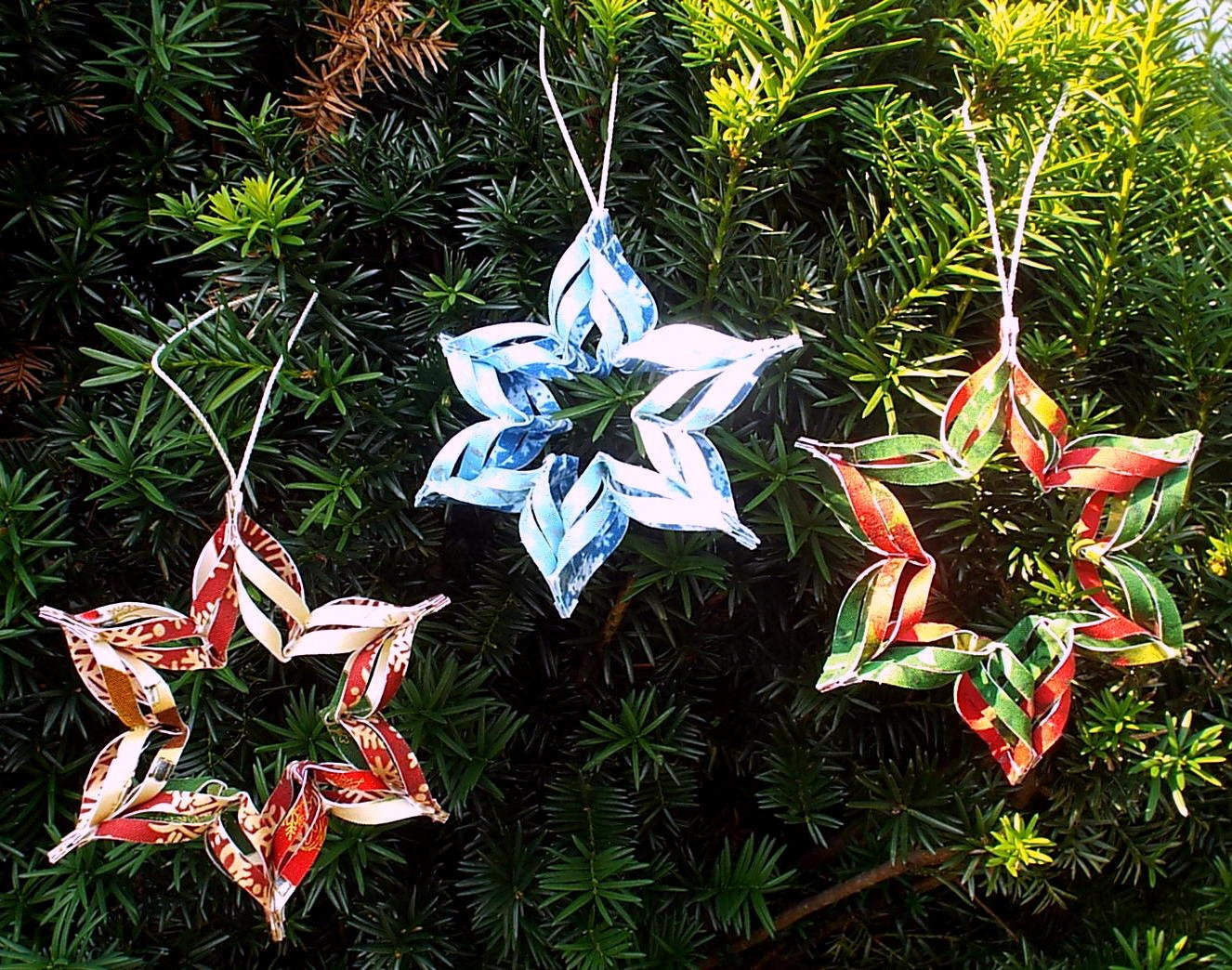 Holiday Star Ornament Kit
