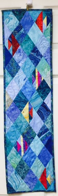 Jewels of the Sea - 2015 Row by Row - Free Pattern Download