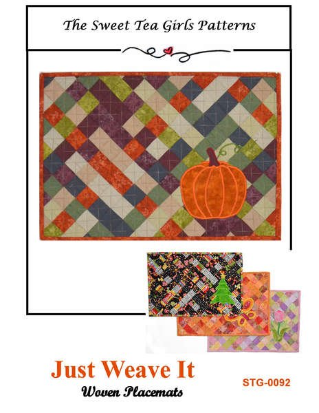 Just Weave It Place Mat Pattern