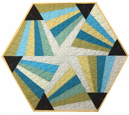 Magic Triangle Table Topper Pattern