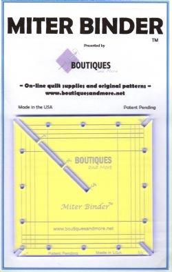 Miter Binder Tool