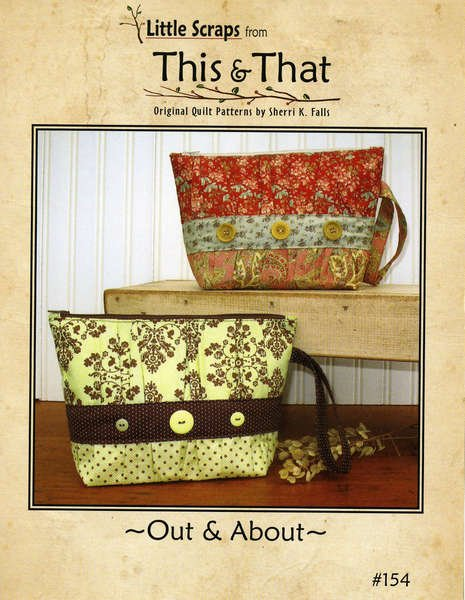 Out & About Purse Pattern
