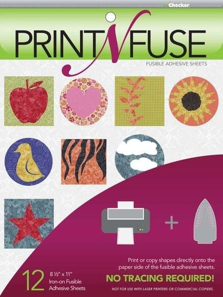 Print N Fuse 12 pk