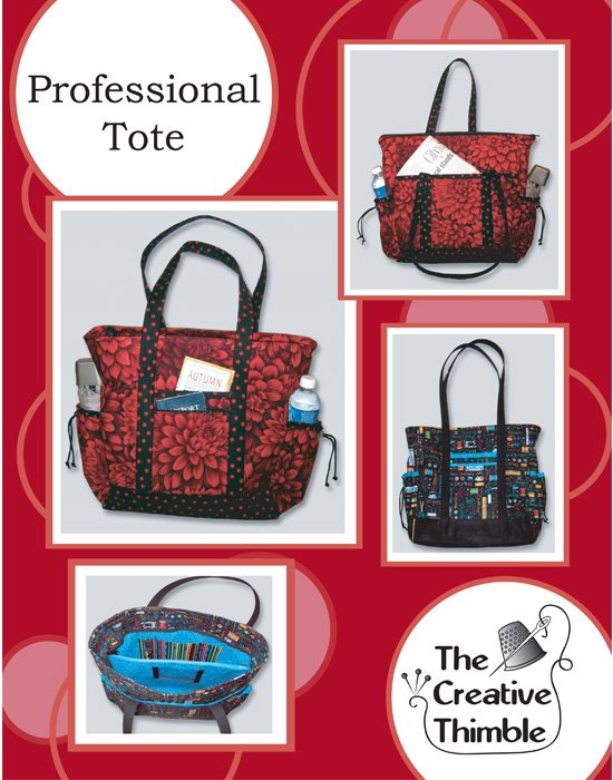 Professional Tote Bag Pattern
