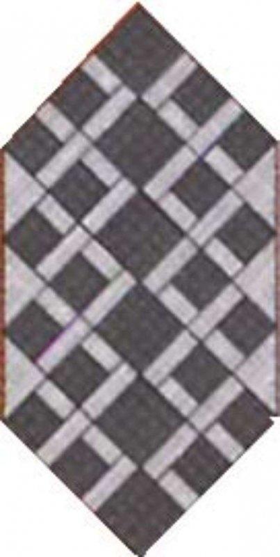 Rectangle Rumba Pattern