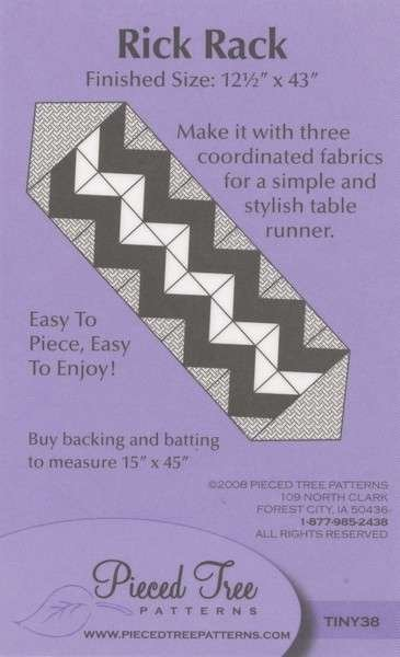 Rick Rack Pattern