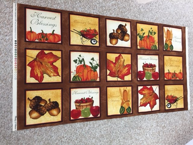 Beauty of Autumn Panel from South Seas