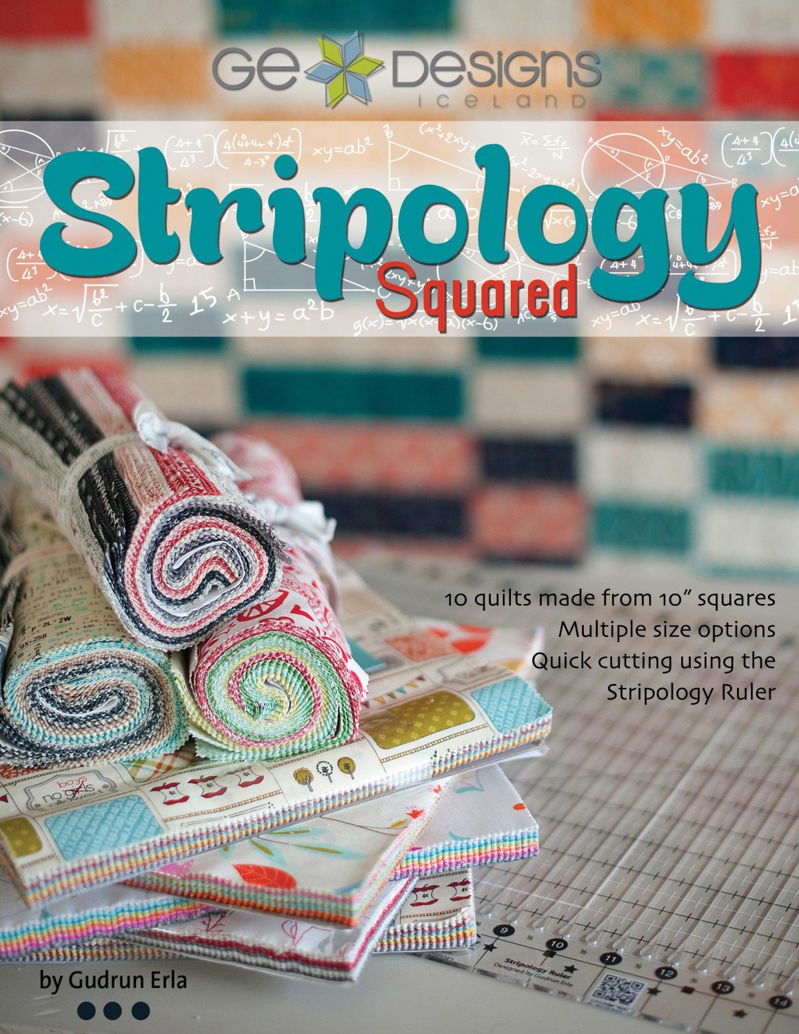 Stripology Suared Book