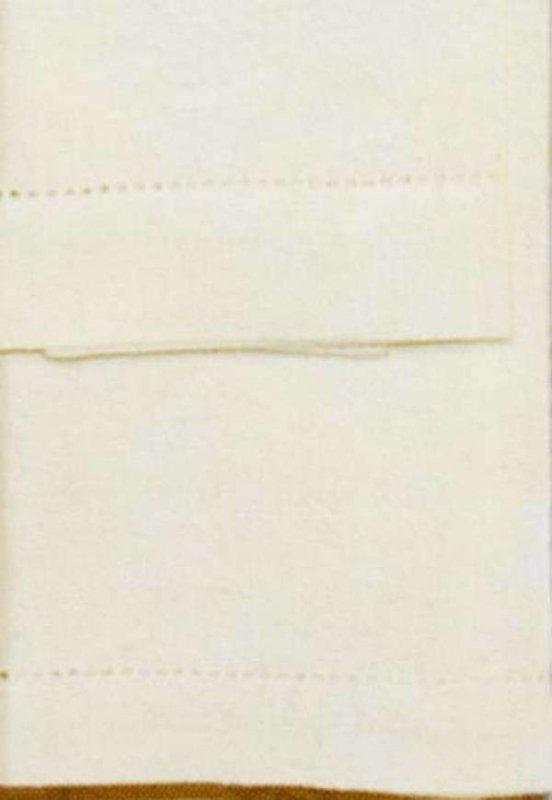 Tea Towel Linen White
