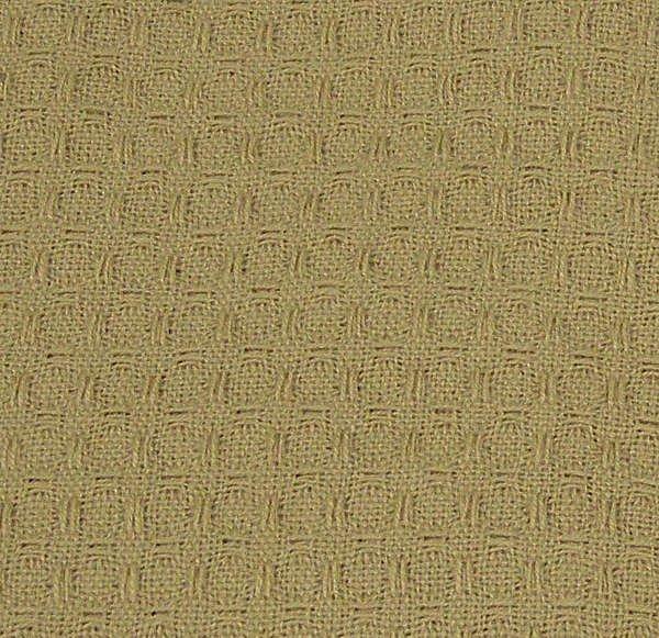 Tea Towel Waffle Weave - Wheat