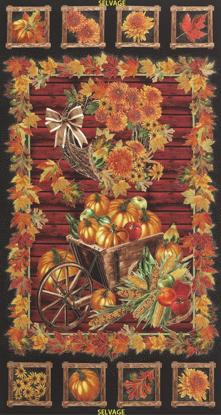 Harvest Panel - CM3211-blk