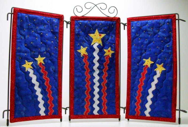 Twizzlers Mini Quilt Pattern - 400000018201