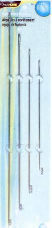 Upholstery Needles - 4 sizes