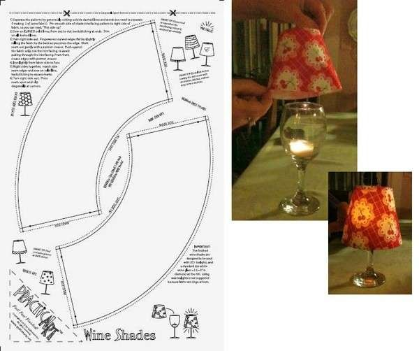 Wine Shade Fusible