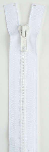 Zipper 26  White