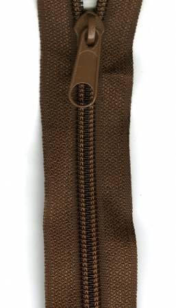 Zipper on a Roll - Brown