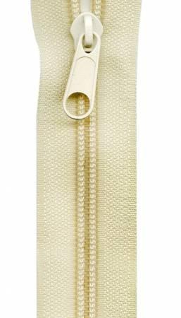 Zipper on a Roll - Cream