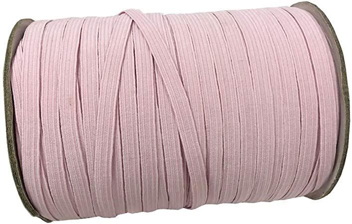 1/4 Elastic - Pretty Pink
