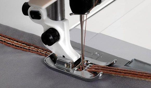 Viking 7-hole cord foot 1 2 3 4 5 6 7