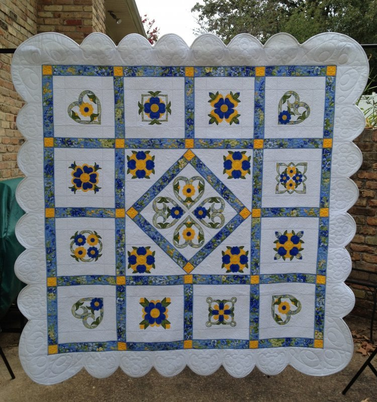 A Place in the Sun-Quilt in the Hoop book