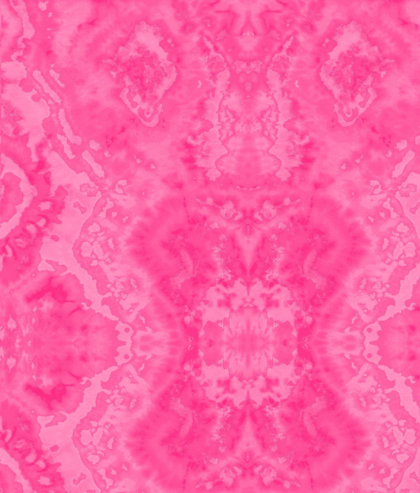 Comfy Flannel Print Dark Pink Blender