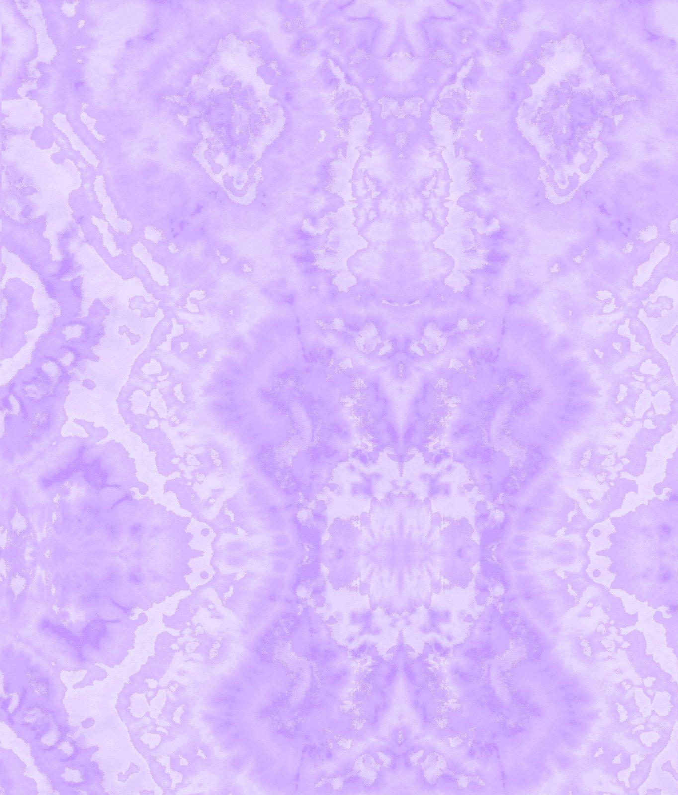 Comfy Flannel Print Light Purple Blender