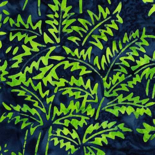 Amazon Batik Blue Green