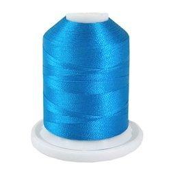 Super Strength Rayon Embroidery Thread 2 ply 40 wt 1100 yards Aquamarine