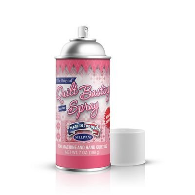 Sullivan's Quilt Basting Spray - 7 oz