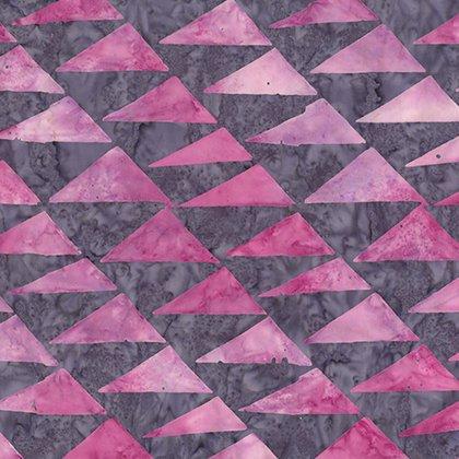 Batik - Flags - Pink