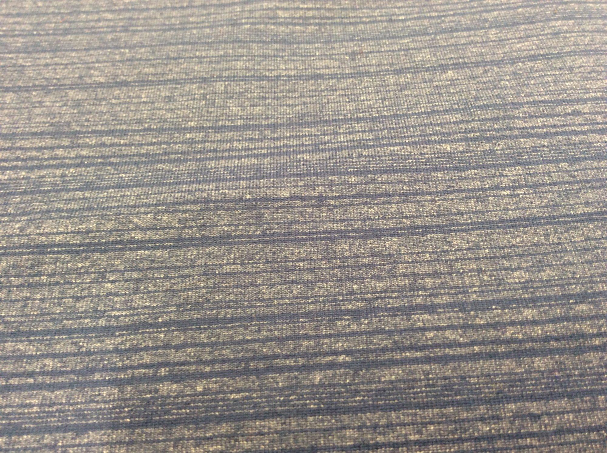 Lycra blue stripes