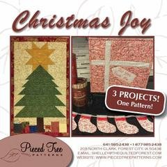Christmas Joy 3 project patterns