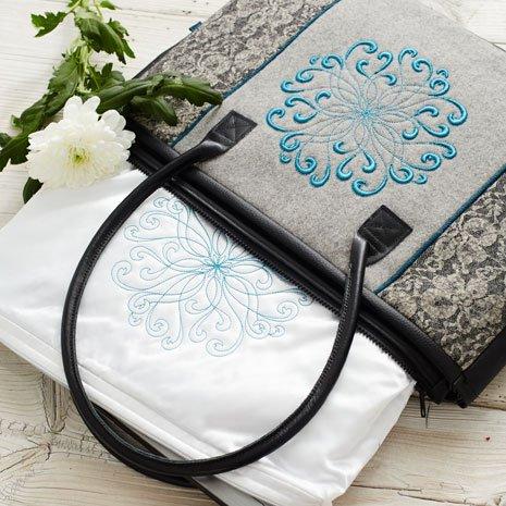 Pfaff Dimensional Flora Embroidery