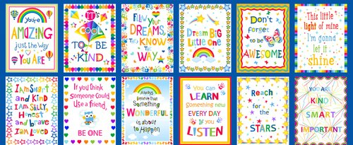 Emelia's Dream Inspirational Blocks