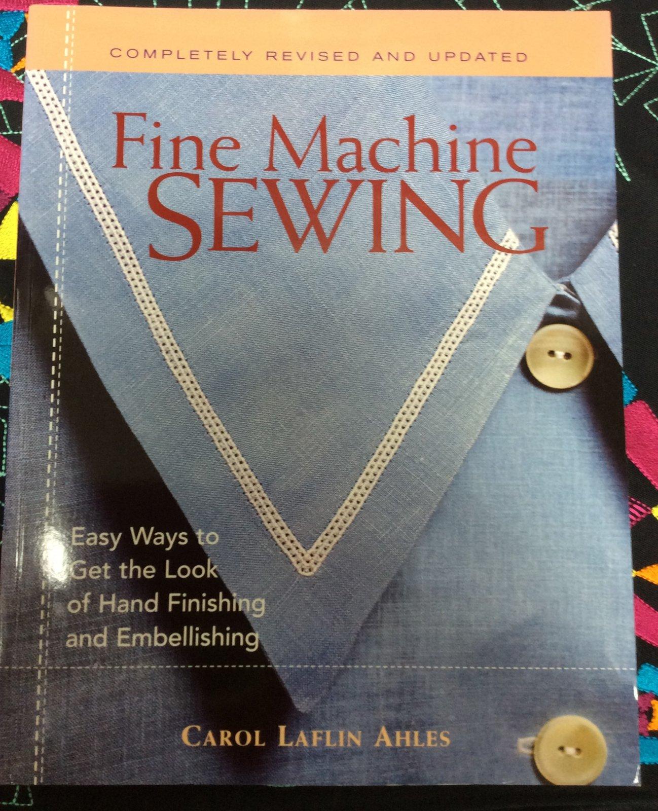 Fine Machine Sewing