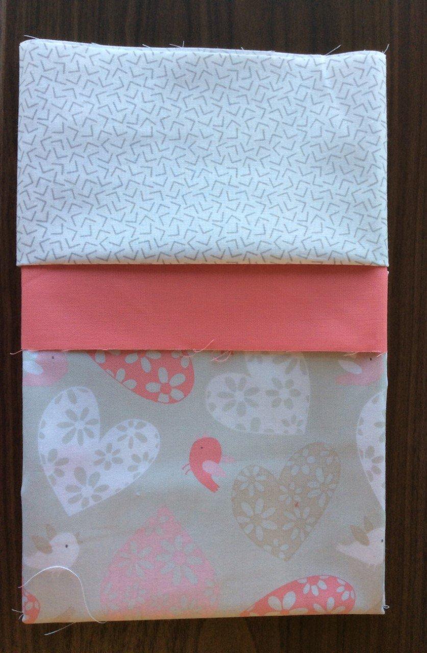 Pillowcase Kit - Lovebirds
