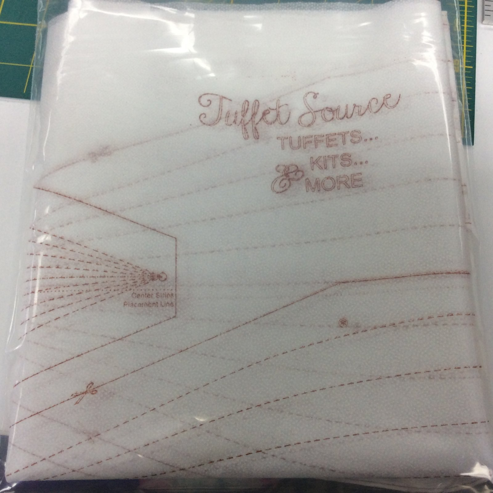 18 inch tuffet interfacing