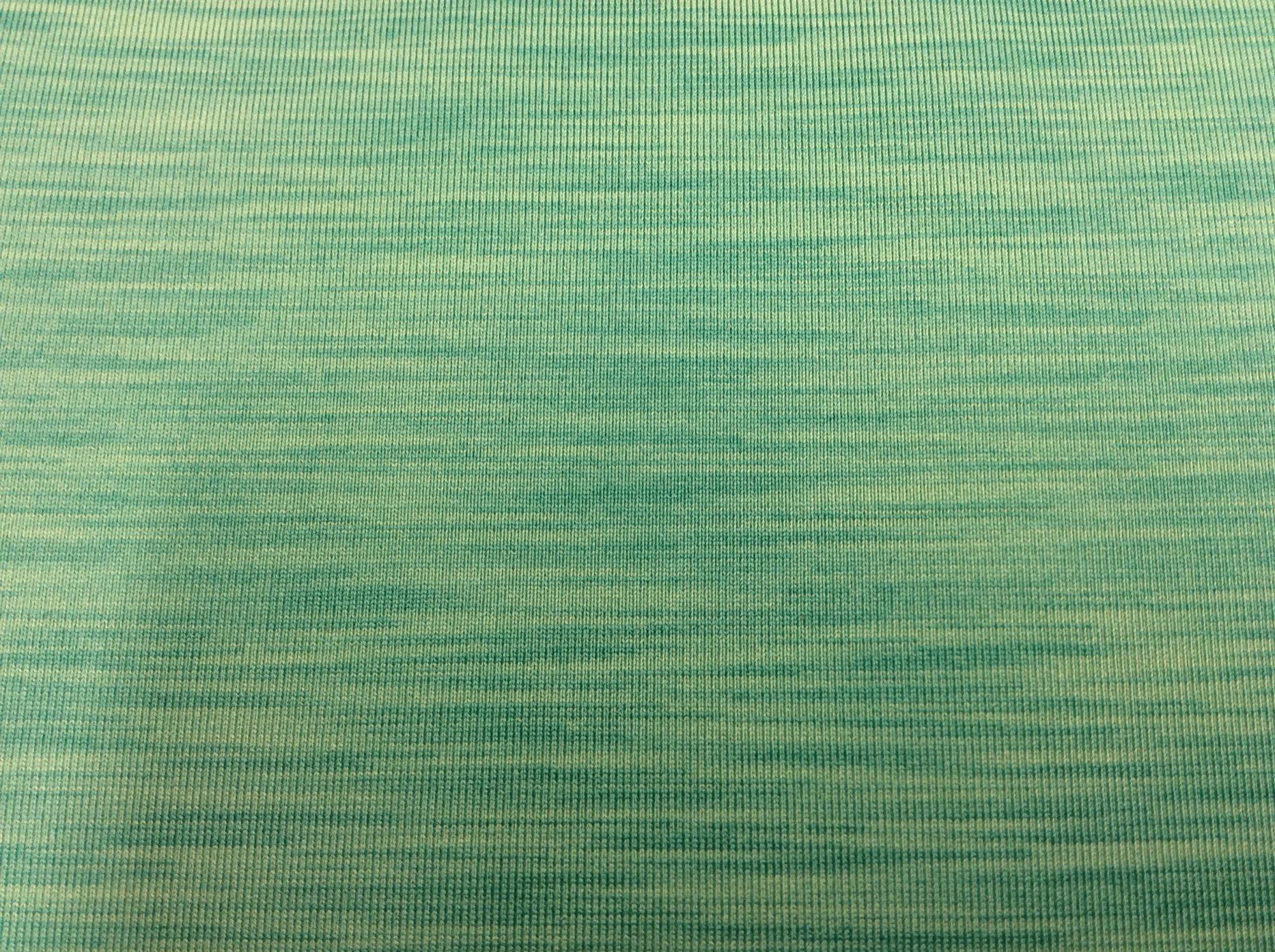 Lycra Green Stripes