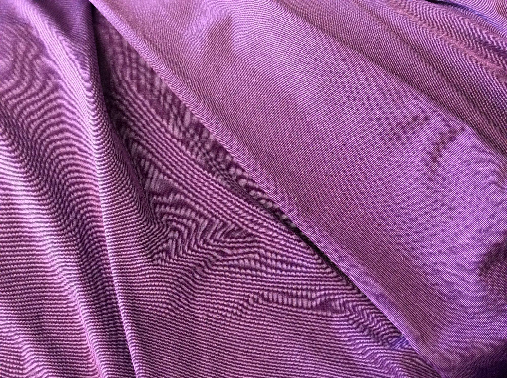Lycra purple solid